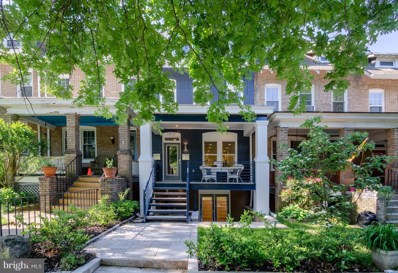 1412 Shepherd Street NW UNIT 1, Washington, DC 20011 - MLS#: DCDC428568