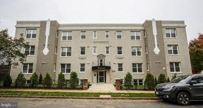 906 Gallatin Street NW UNIT 301, Washington, DC 20011 - MLS#: DCDC429732
