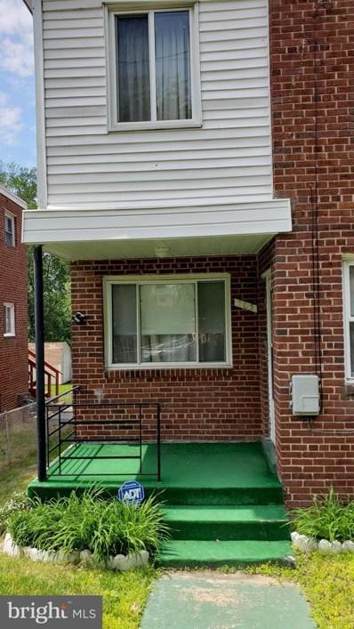 705 Oglethorpe Street NE, Washington, DC 20011 - #: DCDC430674