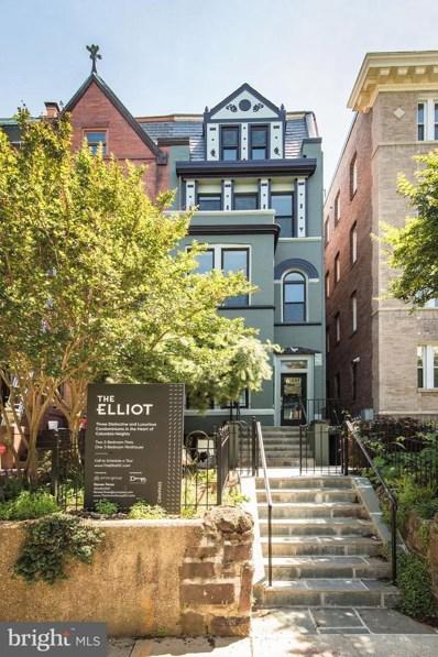 1338 Fairmont Street NW UNIT 1, Washington, DC 20009 - #: DCDC431676