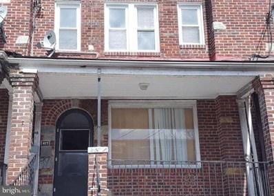 417 Ingraham Street NW, Washington, DC 20011 - MLS#: DCDC432196
