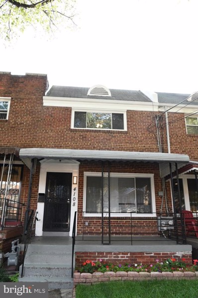 4108 18TH Street NE, Washington, DC 20018 - MLS#: DCDC433064