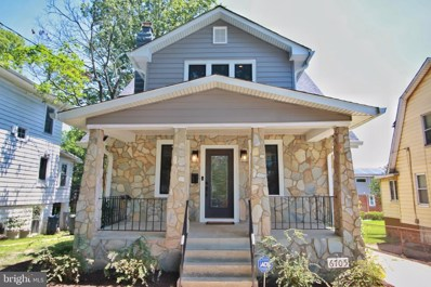 6705 6TH Street NW, Washington, DC 20012 - #: DCDC433254