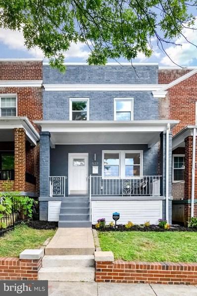 537 21ST Street NE, Washington, DC 20002 - #: DCDC433342
