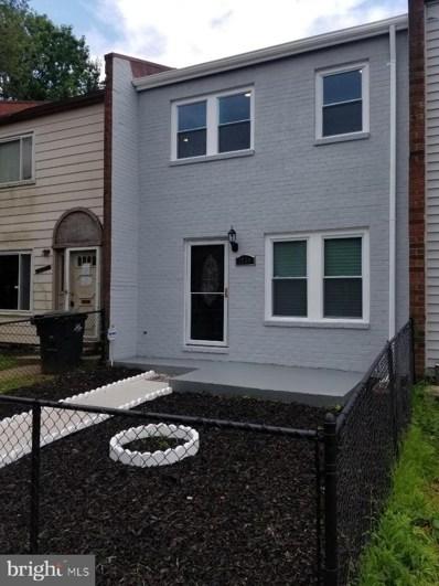 1244 Barnaby Terrace SE, Washington, DC 20032 - MLS#: DCDC433470
