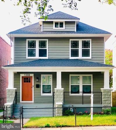 1308 S Street SE, Washington, DC 20020 - #: DCDC433856