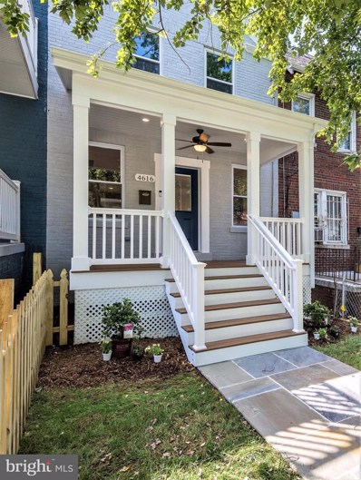 4616 4TH Street NW, Washington, DC 20011 - #: DCDC434152