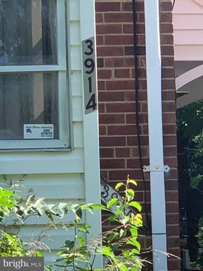 3914 S Street SE, Washington, DC 20020 - #: DCDC434362