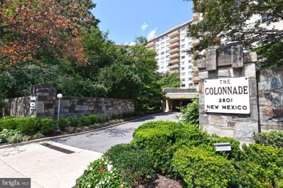 2801 New Mexico Avenue NW UNIT 610, Washington, DC 20007 - #: DCDC434528