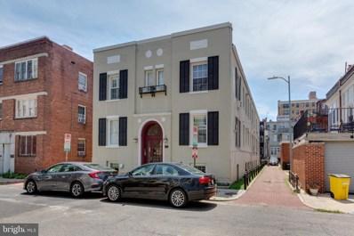 1828 Riggs Place NW UNIT 1, Washington, DC 20009 - MLS#: DCDC435130