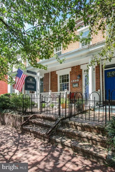 1208 Walter Street SE, Washington, DC 20003 - #: DCDC435472