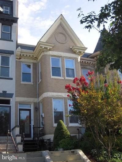 1121 Fairmont Street NW UNIT 1, Washington, DC 20009 - MLS#: DCDC435612