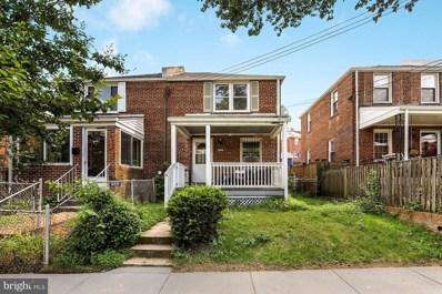 657 Emerson Street NE, Washington, DC 20017 - #: DCDC435766