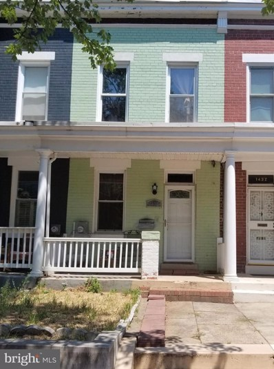 1430 C Street SE, Washington, DC 20003 - MLS#: DCDC437280