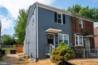 5539 B Street SE, Washington, DC 20019 - #: DCDC437698