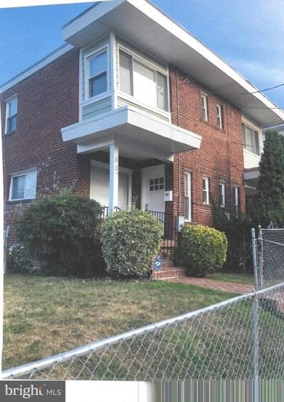 657 NE Kensington Place NE, Washington, DC 20011 - MLS#: DCDC437918