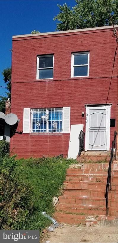 919 46TH Street NE, Washington, DC 20019 - #: DCDC438318