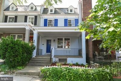 1732 Hobart Street NW, Washington, DC 20009 - #: DCDC438714