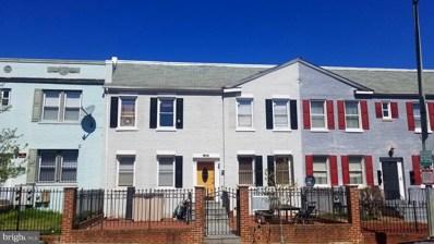 1614 NE Isherwood Street NE UNIT 101, Washington, DC 20002 - MLS#: DCDC439372
