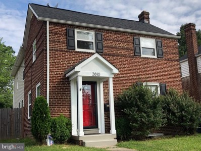 2810 30TH Street NE, Washington, DC 20018 - #: DCDC439786