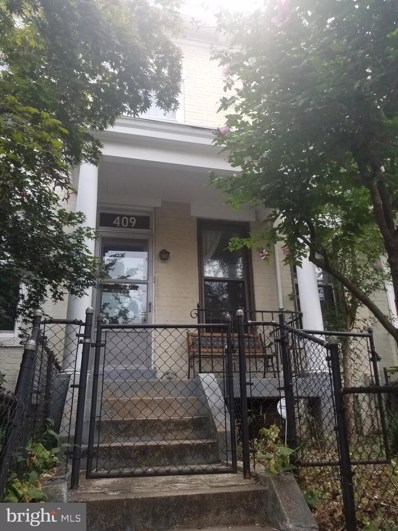 409 11TH Street NE, Washington, DC 20002 - #: DCDC441652