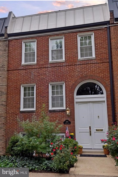 608 4TH Place SW, Washington, DC 20024 - MLS#: DCDC442074