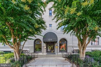 1514 17TH Street NW UNIT 301, Washington, DC 20036 - #: DCDC444434