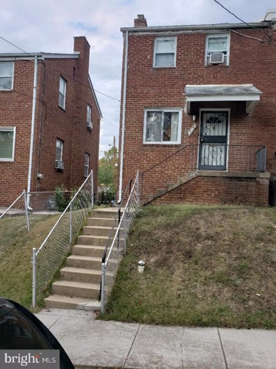 712 Hilltop Terrace SE, Washington, DC 20019 - #: DCDC444488