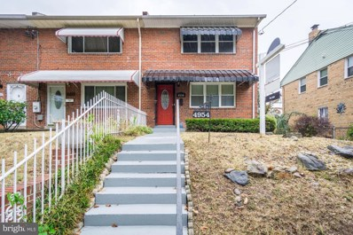 4954 8TH Street NE, Washington, DC 20017 - MLS#: DCDC444748