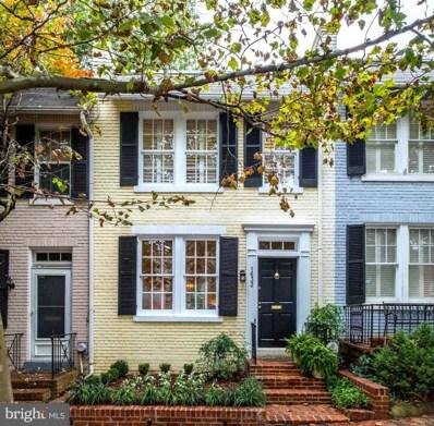 1632 33RD Street NW, Washington, DC 20007 - #: DCDC444758