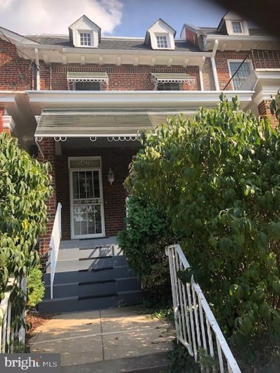 5407 Kansas Avenue NW, Washington, DC 20011 - #: DCDC445010