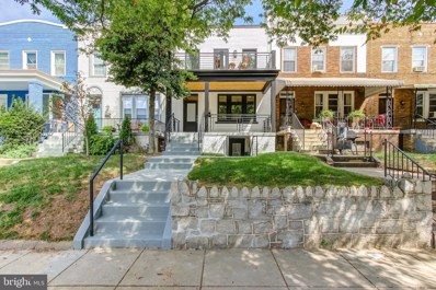 4821 Illinois Avenue NW, Washington, DC 20011 - MLS#: DCDC445322