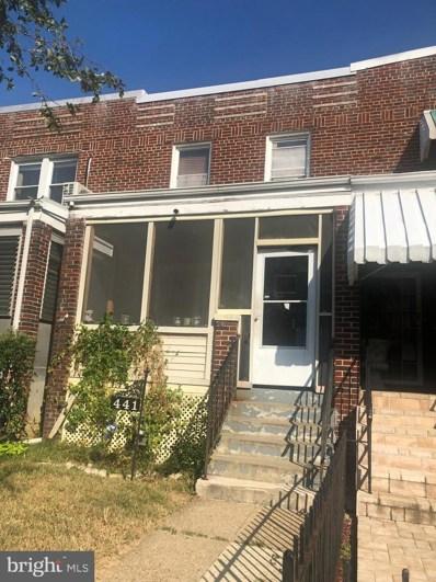441 19TH Street NE, Washington, DC 20002 - #: DCDC445352