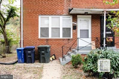 829 Chesapeake Street SE, Washington, DC 20032 - #: DCDC445500