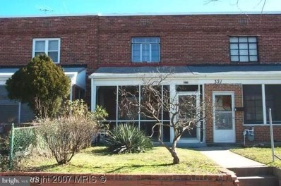 323 36TH Street NE, Washington, DC 20019 - #: DCDC446222