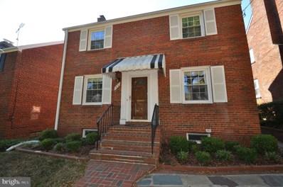 1621 Crittenden Street NE, Washington, DC 20017 - #: DCDC446578