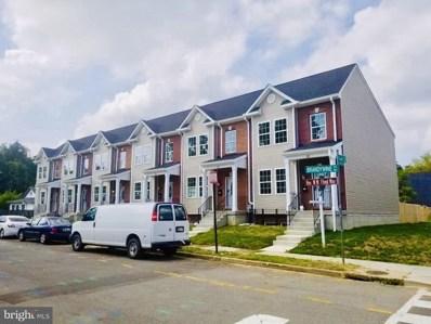 22 Brandywine Street SE, Washington, DC 20032 - #: DCDC446612