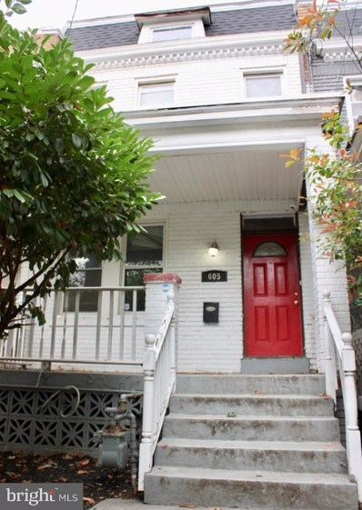 605 Longfellow Street NW, Washington, DC 20011 - #: DCDC447320
