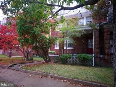 6122 7TH Street NW, Washington, DC 20011 - #: DCDC447916