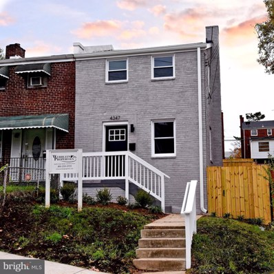 4347 F Street SE, Washington, DC 20019 - #: DCDC449146