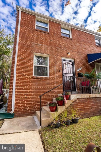 606 Burns Street SE, Washington, DC 20019 - #: DCDC449818