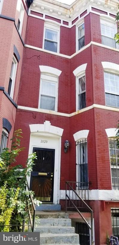 2829 11TH Street NW, Washington, DC 20001 - MLS#: DCDC451380