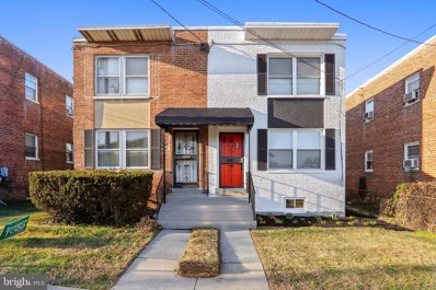 536 Riggs Road NE, Washington, DC 20011 - #: DCDC451602