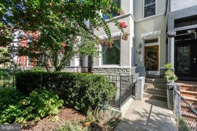 1345 Irving Street NW UNIT 1, Washington, DC 20010 - MLS#: DCDC451692