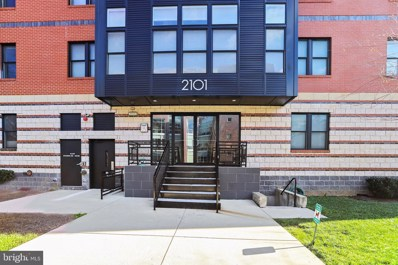2101 11TH Street NW UNIT 302, Washington, DC 20001 - MLS#: DCDC452812