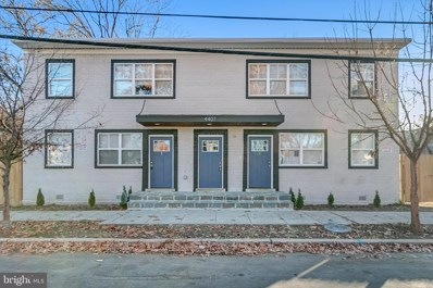 4407 Gault Place NE UNIT 2, Washington, DC 20019 - MLS#: DCDC453076