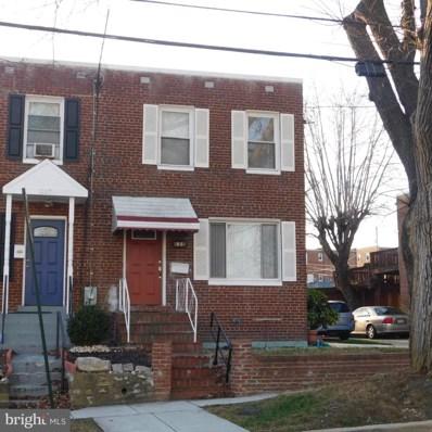 535 Madison Street NE, Washington, DC 20011 - #: DCDC453782
