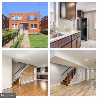 408 Oglethorpe Street NE, Washington, DC 20011 - MLS#: DCDC454456