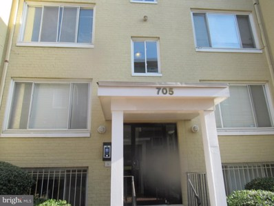 705 Brandywine Street SE UNIT B1, Washington, DC 20032 - MLS#: DCDC455576