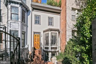 1821 S Street NW, Washington, DC 20009 - #: DCDC455864